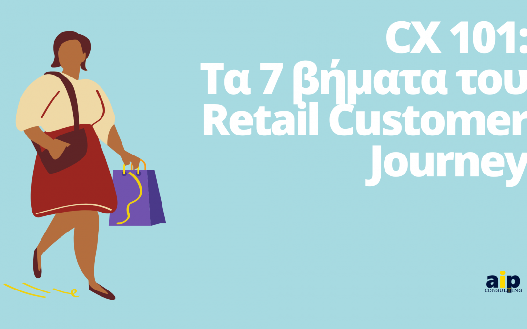 Τα 7 βήματα του Retail Customer Journey